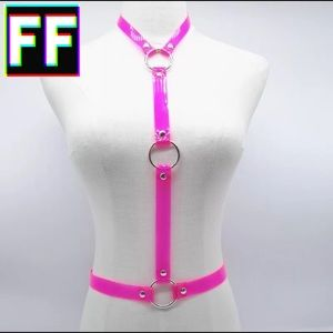 'NEON LOVE' HARNESS 💓